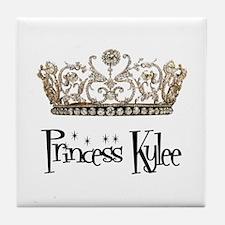 Princess Kylee Tile Coaster