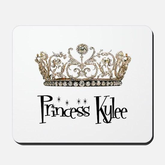 Princess Kylee Mousepad