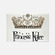 Princess Kylee Rectangle Magnet