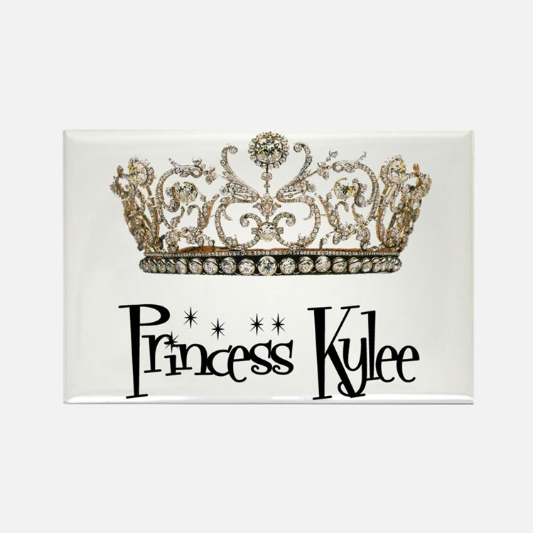 Princess Kylee Rectangle Magnet