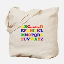 Caroline - Alphabet Tote Bag