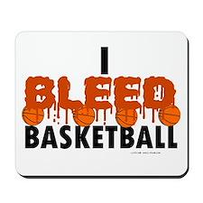 I Bleed Basketball Mousepad