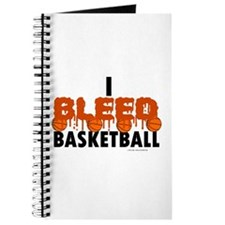 I Bleed Basketball Journal