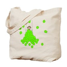 Flyball Shagger Tote Bag