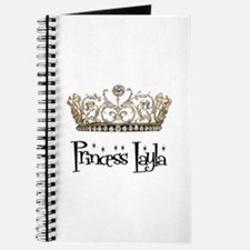 Princess Layla Journal