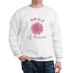 Daisy Maid of Honor Sweatshirt