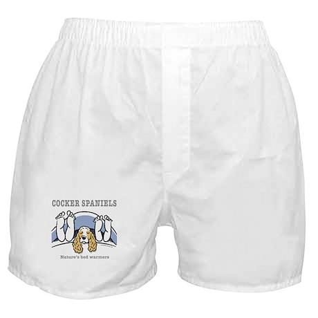 Cocker bedwarmers Boxer Shorts