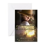Brides of the West Greeting Cards (Pk of 10)