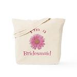 Daisy Bridesmaid Tote Bag