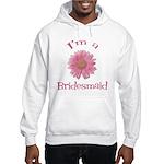 Daisy Bridesmaid Hooded Sweatshirt