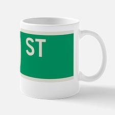 40th Street in NY Mug