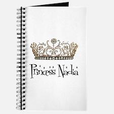 Princess Nadia Journal