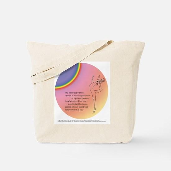 Cool Uplifting Tote Bag