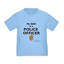 """My Dad Is A Police Officer"" T"