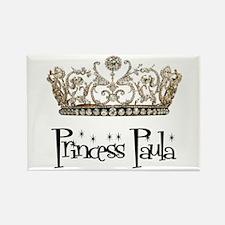 Princess Paula Rectangle Magnet