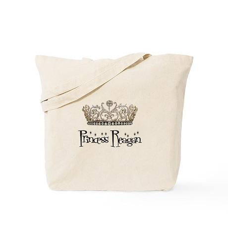 Princess Reagan Tote Bag