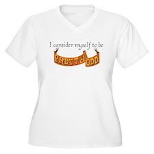 PrettyOdd Plus Size T-Shirt