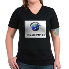 World's Coolest OCEANOGRAPHER Shirt