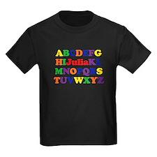 Julia - Alphabet T