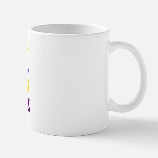 Julia - Alphabet Mug