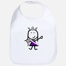 Pageant - Princess Bib