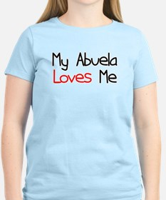 My Abuela Loves Me T-Shirt