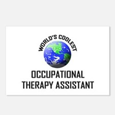 World's Coolest OCCUPATIONAL THERAPY ASSISTANT Pos