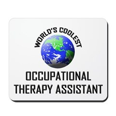 World's Coolest OCCUPATIONAL THERAPY ASSISTANT Mou