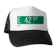42nd Street in NY Trucker Hat