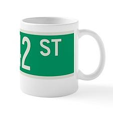 42nd Street in NY Small Mug