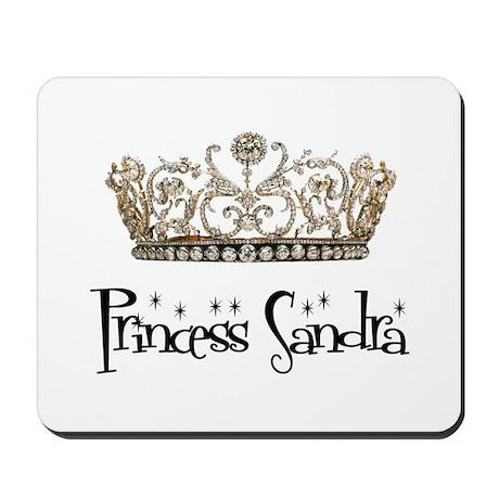 Princess Sandra Mousepad