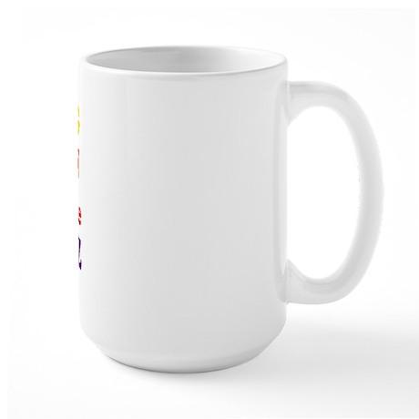 Shane - Alphabet Large Mug