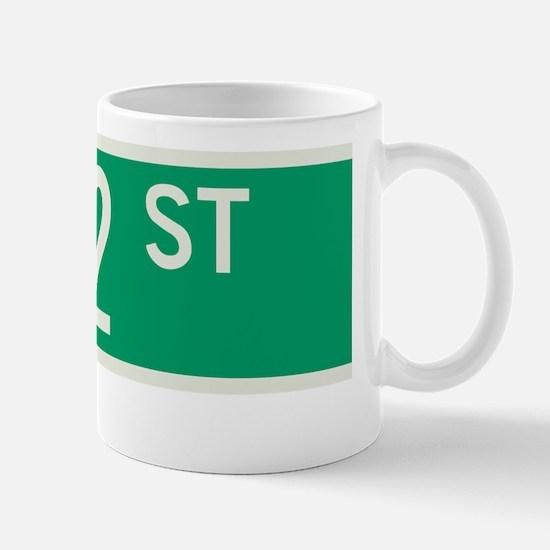 42nd Street in NY Mug