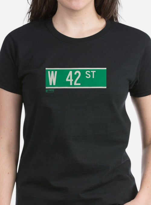 42nd Street in NY Tee