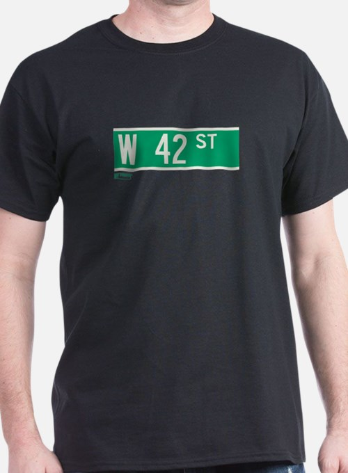 42nd Street in NY T-Shirt