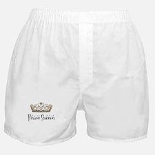 Princess Shannon Boxer Shorts