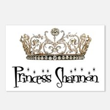 Princess Shannon Postcards (Package of 8)