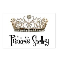 Princess Shelley Postcards (Package of 8)