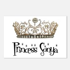 Princess Sonya Postcards (Package of 8)