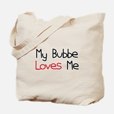 My Bubbe Loves Me Tote Bag