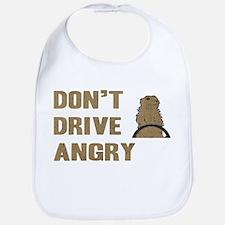 Don't Drive Angry Bib