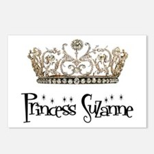 Princess Suzanne Postcards (Package of 8)