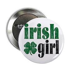"""Irish Girl 2.25"""" Button (10 pack)"""
