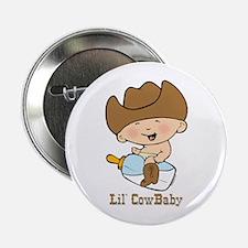 "Lil' Cowbaby Boy 2.25"" Button"
