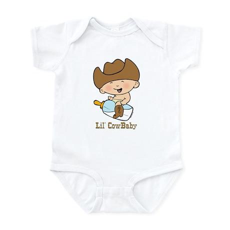 Lil' Cowbaby Boy Infant Bodysuit