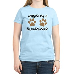 Owned By A Bloodhound T-Shirt