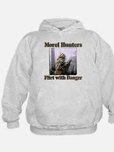Morel hunters flirt with danger Hoodie