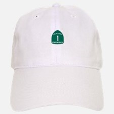 Stinson Beach, California Hig Baseball Baseball Cap