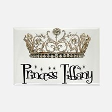 Princess Tiffany Rectangle Magnet (10 pack)