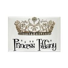 Princess Tiffany Rectangle Magnet
